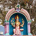Bokkapuram Mariamman Temple SE Entrance Durga Mar21 A7C 00579.jpg