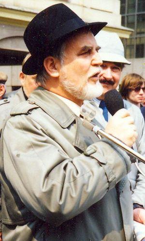 Czech legislative election, 1990 - Image: Boleslav Barta
