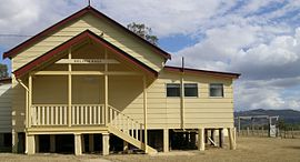Bolivia Hall (Bolivia, New South Wales)