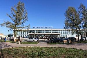 Perm International Airport - Image: Bolshoye Savino, Permskiy kray, Russia panoramio (1)