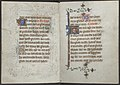 Book of hours by the Master of Zweder van Culemborg - KB 79 K 2 - folios 086v (left) and 087r (right).jpg