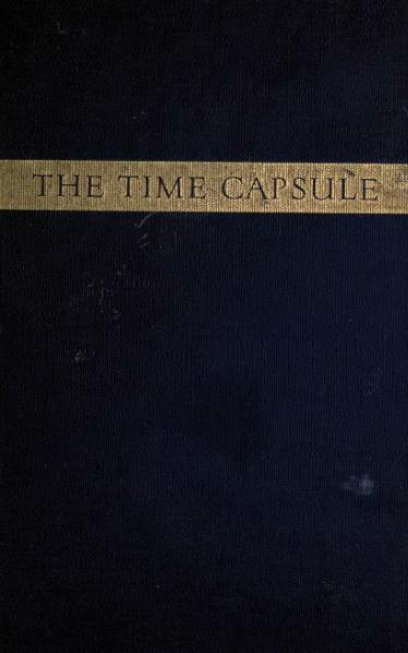File:Book of record of the time capsule of cupaloy (New York World's fair, 1939).djvu
