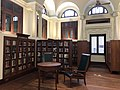 Book shelves at Neilson Hays Library.jpg