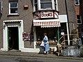 Books in Cardigan - geograph.org.uk - 898140.jpg