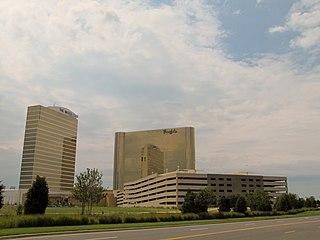 Borgata Hotel and casino in Atlantic city