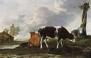 Anthonie van Borssom Dutch painter