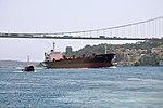 Bosphorus, Fatih Sultan Mehmet Bridge, Turkey 001.jpg