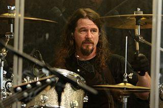 Paul Bostaph American drummer