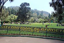 Botanical Garden In Ooty, Tamil Nadu