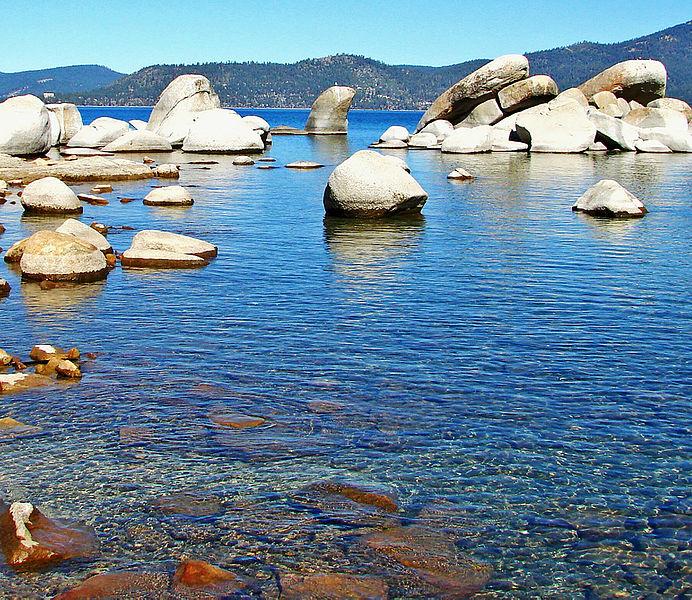 File:Boulders, Sand Harbor, Lake Tahoe, NV 9-10 (21240918222).jpg