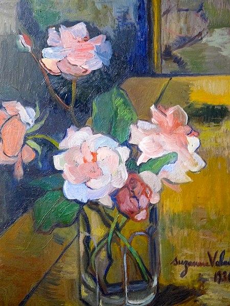 File:Bouquet de roses Suzanne Valadon.jpg