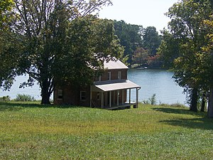 National Register of Historic Places listings in Loudon County, Tennessee - Image: Bowman House