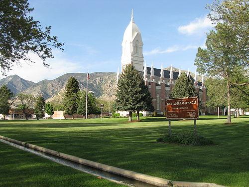 Brigham City mailbbox