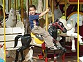 Boy on Merry-Go-Round - Cordoba - Argentina.jpg