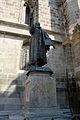 Braşov - Honterus statue.jpg