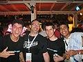 Brazilian community in Wikimania (15).JPG