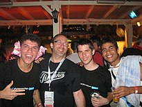 Brazilian community in Wikimania (15).JPG
