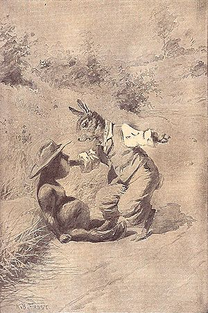 Joel Chandler Harris - Brer Rabbit and the Tar-Baby