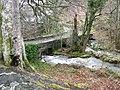 Bridge over Afon Dulas - geograph.org.uk - 750889.jpg