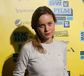 Brie Larson @ the SXSW premiere of Don Jon (8553661262).jpg
