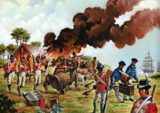 Raid on Alexandria British victory during the War of 1812