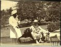 British man with dogs in India during the Raj - LIFE.jpg