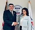 Brock Bierman and Anna Hakobyan at USAID - 2020.jpg