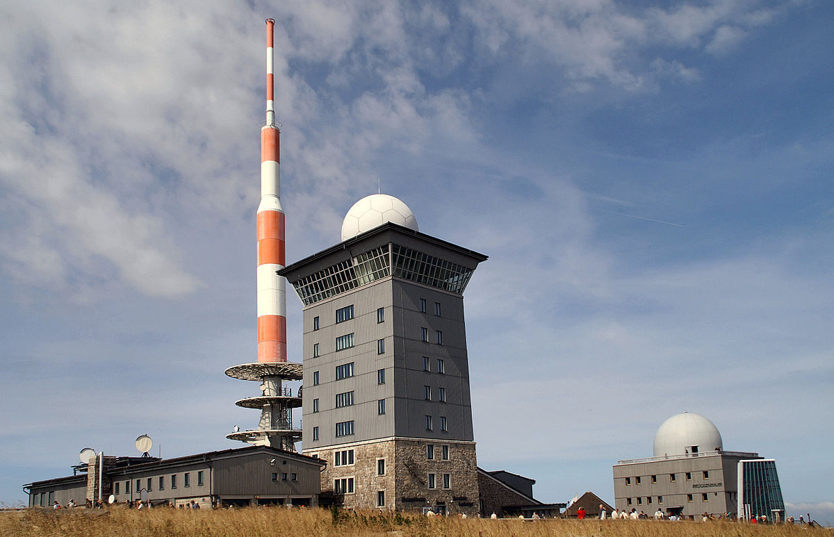 Brocken Transmitter - Wikipedia