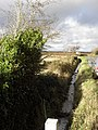 Brook beside the road - geograph.org.uk - 1639197.jpg
