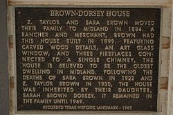 Brown dorsey house 4