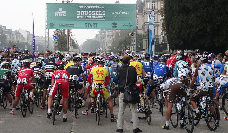 Bruxelles et Etterbeek - Brussels Cycling Classic, 6 septembre 2014, départ (B1).JPG