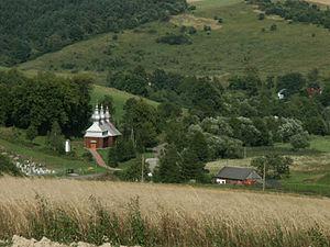 Przemyśl County - Image: Brzezawa