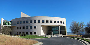 Buck Institute for Research on Aging - Image: Buck Institute for Research on Aging, Novato, California main entrance