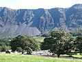 Buckbarrow with Wastwater Screes as a backdrop - geograph.org.uk - 1110487.jpg