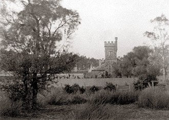 South Australian National Football League - Image: Bucks Flat, Glanville Hall Estate