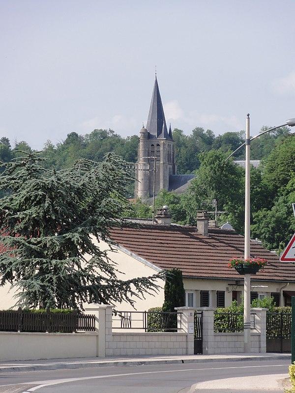 Photo de la ville Bucy-le-Long