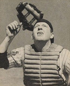 Buddy Rosar - Image: Buddy Rosar 1948