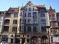 Budynek dawnej kawiarni Wojko w Katowicach 03.JPG