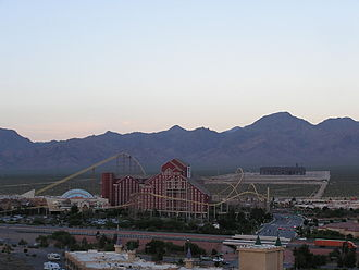 Primm, Nevada - Image: Buffalo Bills casino