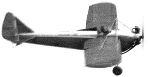 Buhl Bull Pup - Bull Pup c.1936