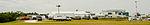 Buildings at KSC press site (panoramic).jpg