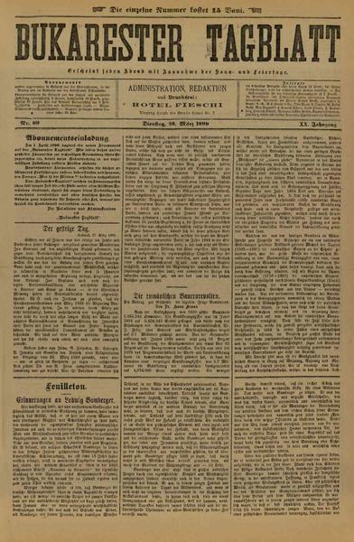 File:Bukarester Tagblatt 1899-03-28, nr. 069.pdf