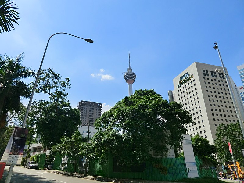 File:Bukit Ceylon, 50200 Kuala Lumpur, Wilayah Persekutuan Kuala Lumpur, Malaysia - panoramio (6).jpg