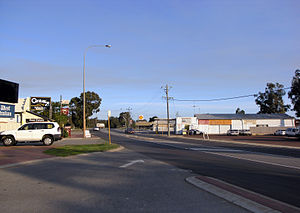 Great Northern Highway - Within Perth, Bullsbrook is the northernmost urban area along Great Northern Highway.