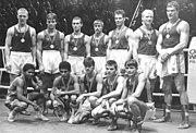 Bundesarchiv Bild 183-1989-0326-004, halle-Saale, 18. Internationales Boxturnier, Boxer