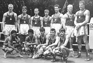 Marco Rudolph German boxer