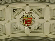 Bundeshaus COA Jura