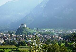 Balzers,  Balzers, Liechtenstein