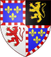 Burgundy-Brabant Arms.svg