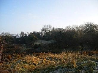 Burwell Castle - Burwell Castle Mound